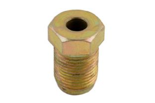 Connect 31208 Male Brake Nuts 12 x 1.0mm Pk 50